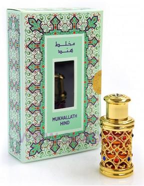 Al Halal - Mukhallath Hind масляные духи