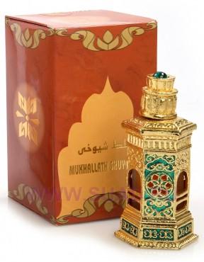 Al Halal - Mukhallath Shuyookhi Gold масляные духи