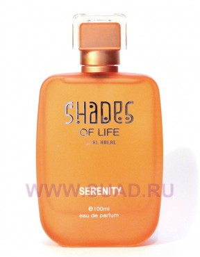 Al Halal - Shades Of Life Serenity парфюмерная вода