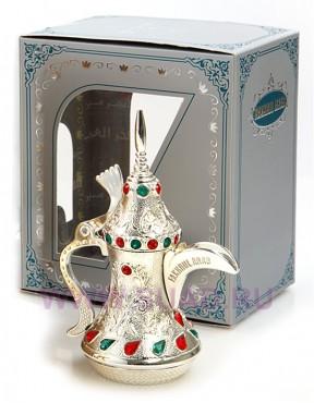 Fakhrul Arab Silver масляные духи Al Haramain