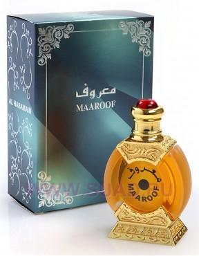 Maaroof масляные духи Al Haramain