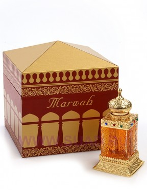 Marwah масляные духи Al Haramain