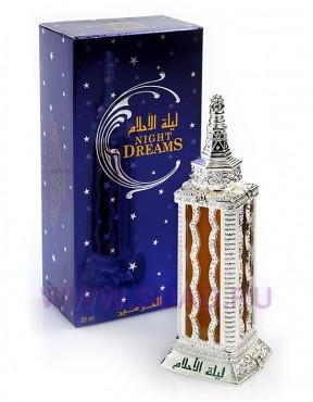 Night Dreams масляные духи Al Haramain