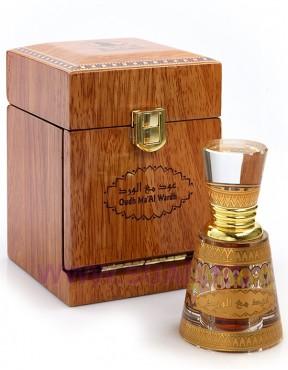 Oudh Ma'Al Wardh масляные духи Al Haramain