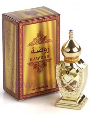 Rawdah масляные духи Al Haramain