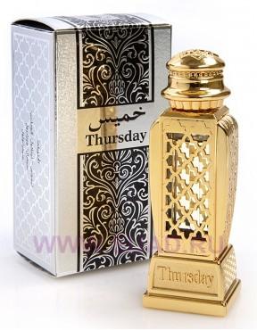 Thursday масляные духи Al Haramain
