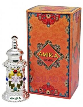 Amira Silver масляные духи Al Haramain