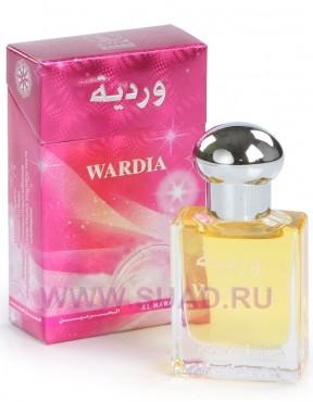 Haramain Wardia масляные духи