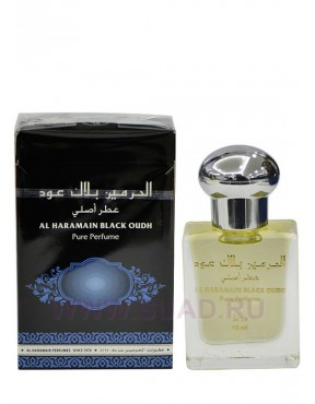 Al Haramain Black Oudh масляные духи