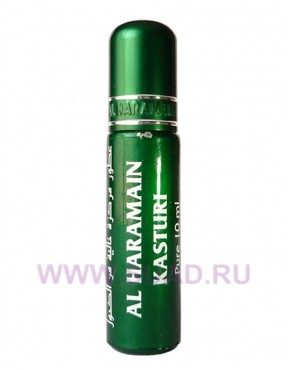 Al Haramain Kasturi масляные духи