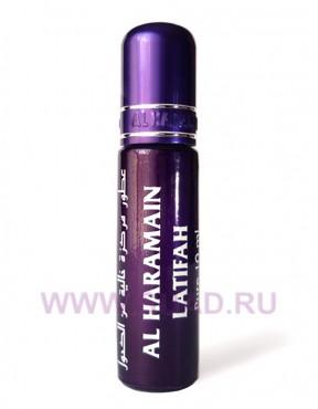 Al Haramain Latifah масляные духи