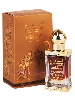 Al Haramain Mukhallath масляные духи