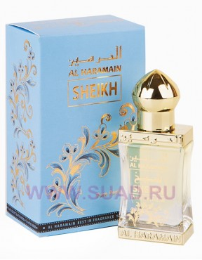 Al Haramain Sheikh масляные духи
