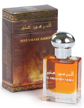 Haramain Amber масляные духи