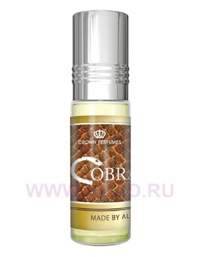 Al Rehab - Cobra масляные духи