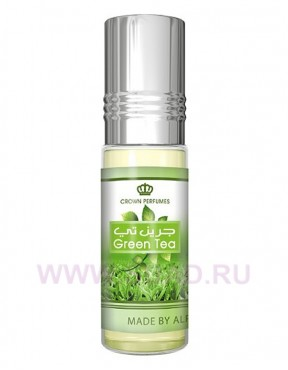 Al Rehab - Green Tea масляные духи