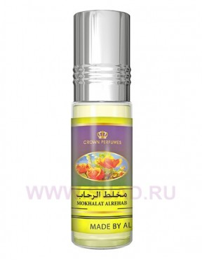 Al Rehab - Mokhalat Al Rehab - масляные духи