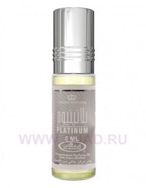 Al Rehab - Platinum масляные духи