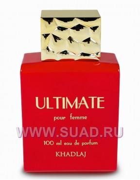 Khadlaj Ultimate Femme парфюмерная вода