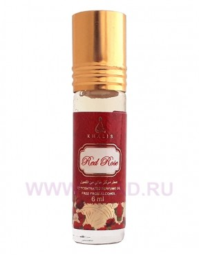 Khalis Red Rose масляные духи
