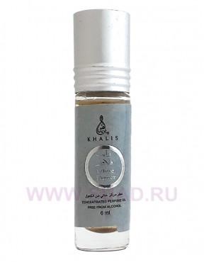 Khalis White Flower масляные духи