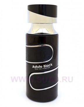 Khalis Astute Black Pour Homme парфюмерная вода