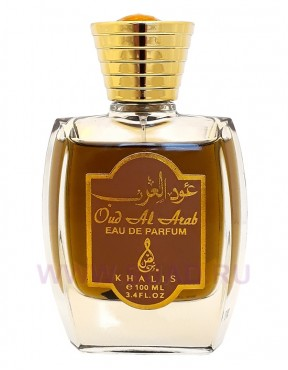 Khalis Oud Al Arab парфюмерная вода