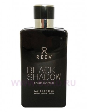 Khalis REEV Black Shadow Pour Homme парфюмерная вода