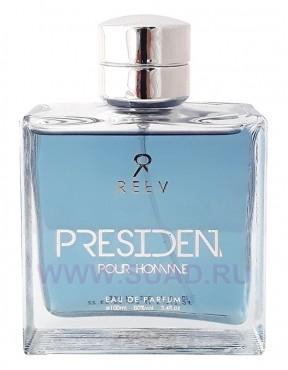 Khalis REEV President Pour Homme парфюмерная вода