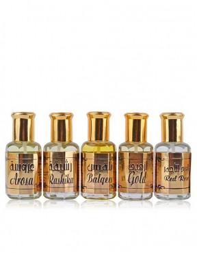 Khalis Gold Set набор масляных духов
