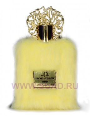 Lecmo Yellow Oud парфюмерная вода