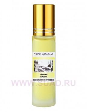 Swiss Arabian Basma масляные духи