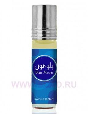 Swiss Arabian Blue Moon масляные духи